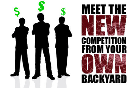 Find out who your PLR competition is